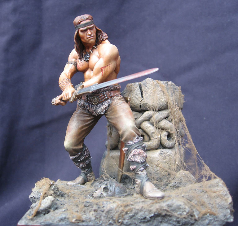 Figures: The Cimmerian, photo #6