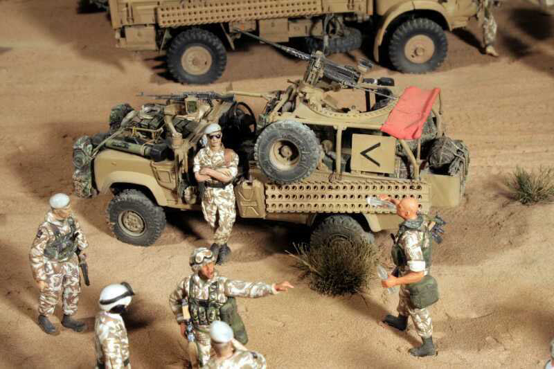 Dioramas and Vignettes: Lucky War, photo #7