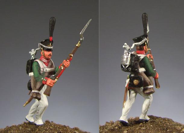 Figures: Leib-Grenadier, Russia, 1812