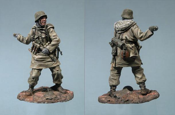 Figures: SS Panzergrenadier