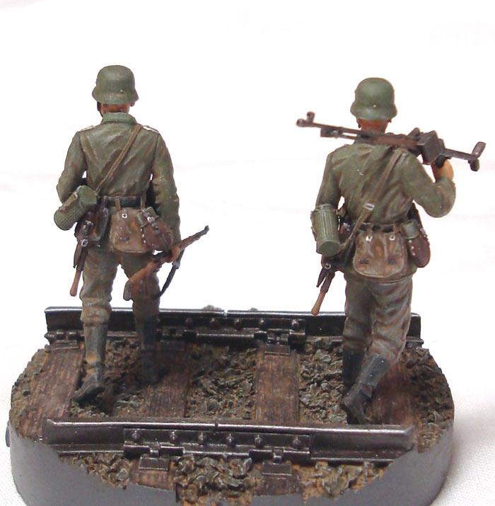 Dioramas and Vignettes: German tank hunters, photo #3