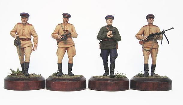 Figures: Smersh group
