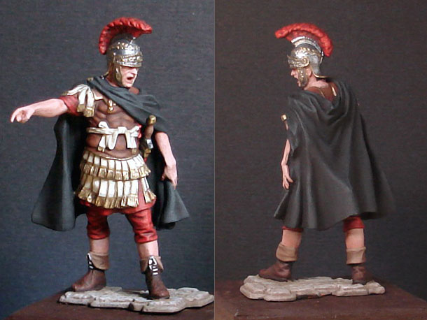 Figures: Roman centurion