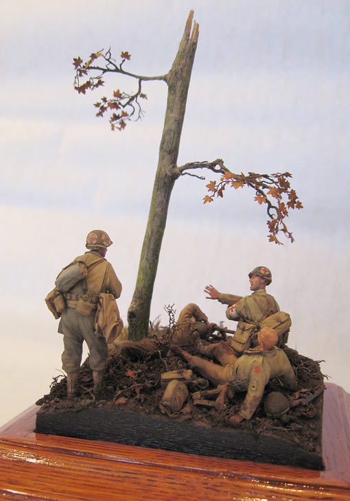 Dioramas and Vignettes: Hurtgen forest, photo #10