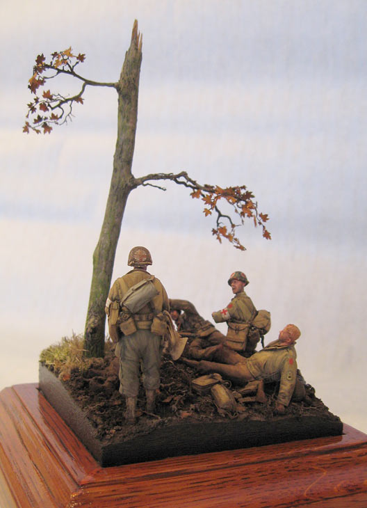 Dioramas and Vignettes: Hurtgen forest, photo #11