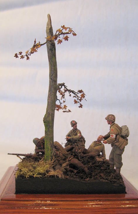 Dioramas and Vignettes: Hurtgen forest, photo #12