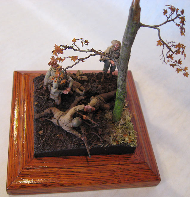 Dioramas and Vignettes: Hurtgen forest, photo #13