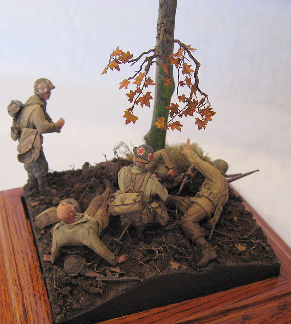 Dioramas and Vignettes: Hurtgen forest, photo #14