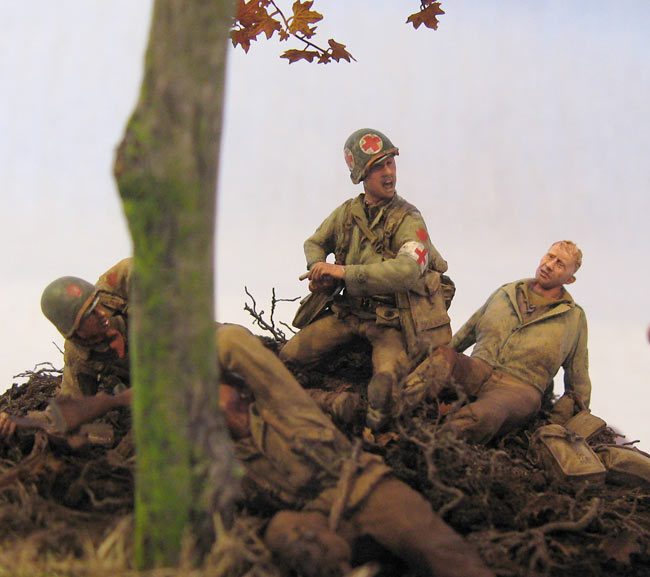 Dioramas and Vignettes: Hurtgen forest, photo #6