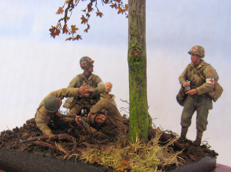 Dioramas and Vignettes: Hurtgen forest, photo #9