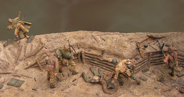 Dioramas and Vignettes: Cross of Iron