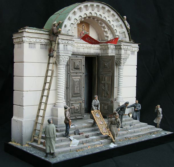 Dioramas and Vignettes: Demons