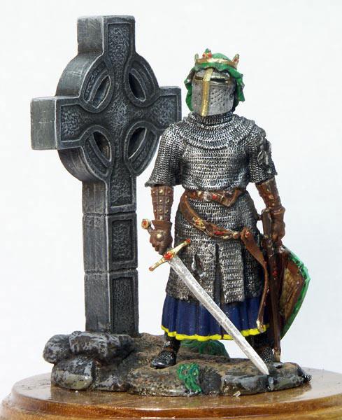 Photo 2 Irish Knight 14ad Figures Gallery On Diorama Ru