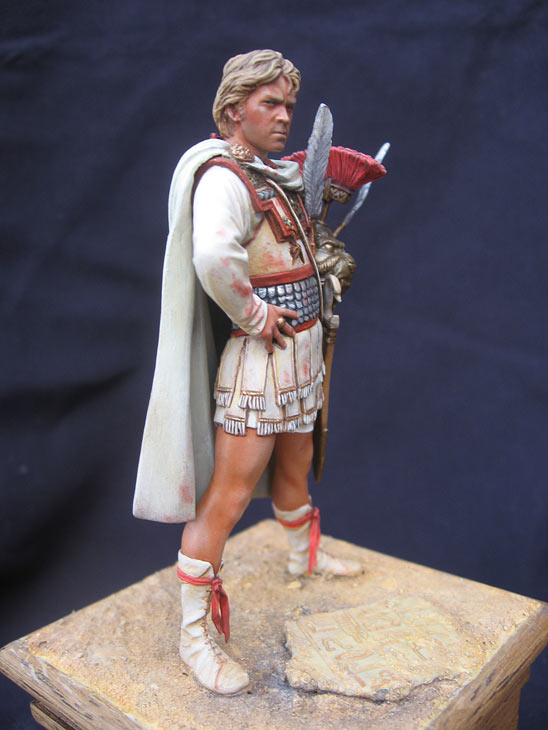 Figures: Alexander the Great and Gannibal's army warlord, photo #3