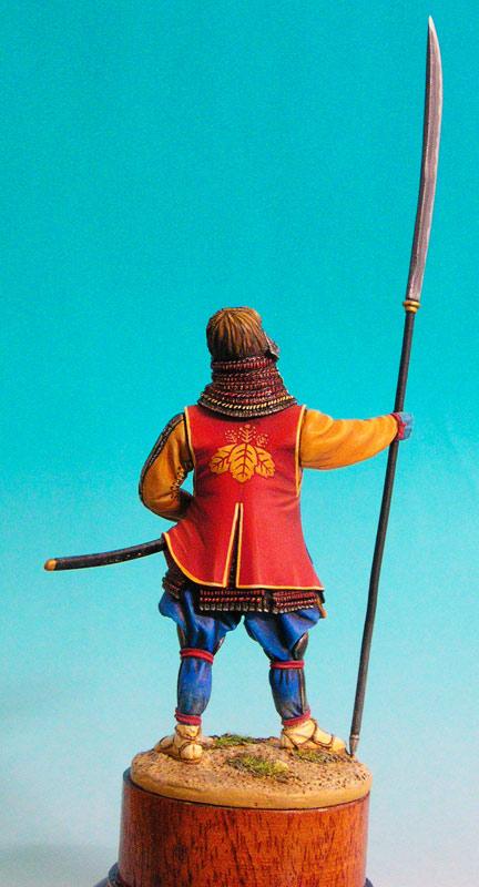 ... Photo 3   Samurai, 1615 Figures Gallery On Diorama.ru