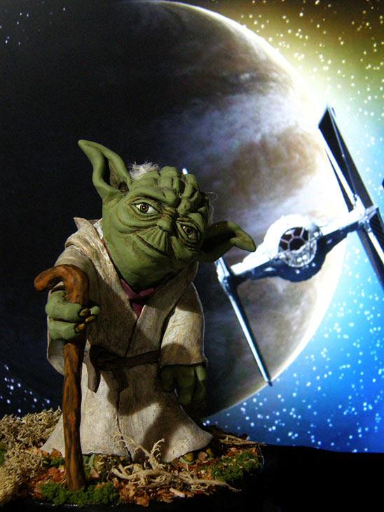 Miscellaneous: Master Yoda, photo #1