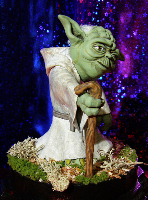 Miscellaneous: Master Yoda, photo #2