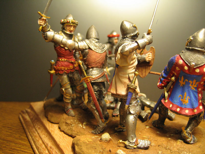 Dioramas and Vignettes: Battle of Agincourt, photo #4