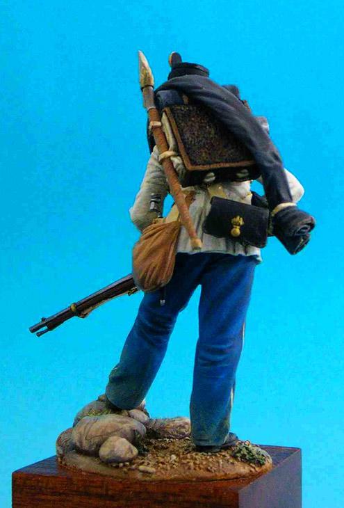 Figures: Austrian Fusilier, 1859, photo #3