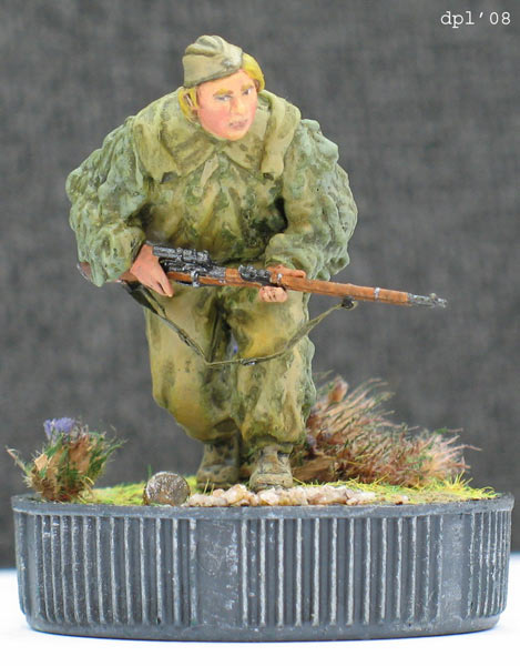 Training Grounds: Red Army sniper, photo #1