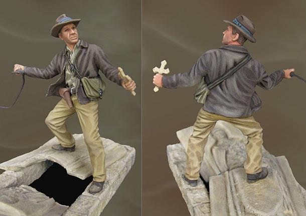 Figures: Indiana Jones