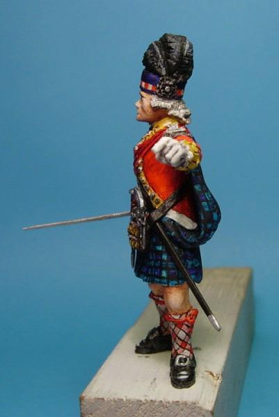 Figures: Scottish Officer, photo #10