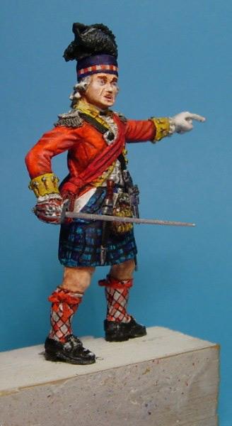 Figures: Scottish Officer, photo #11