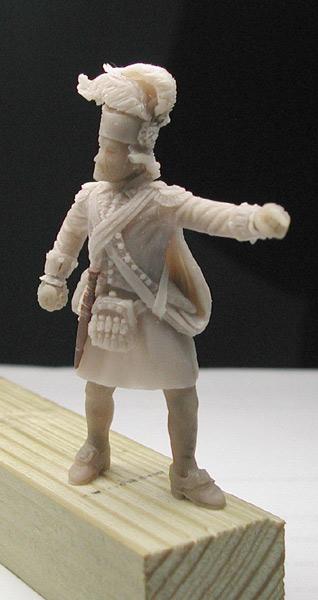 Figures: Scottish Officer, photo #3