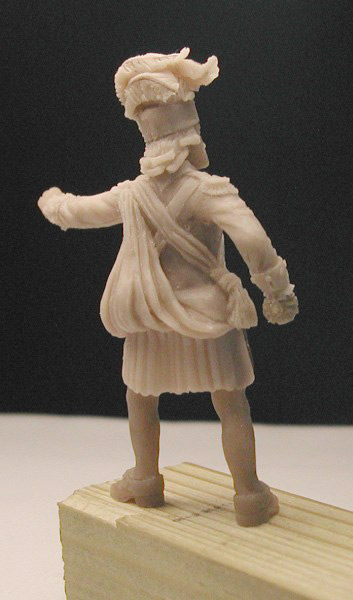 Figures: Scottish Officer, photo #4