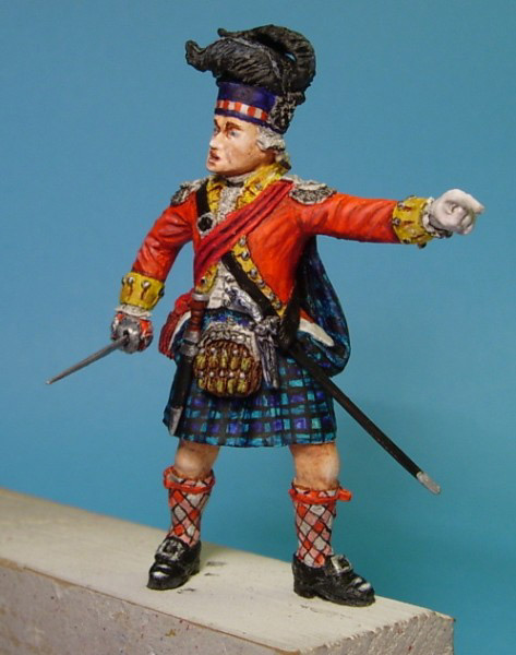 Figures: Scottish Officer, photo #5