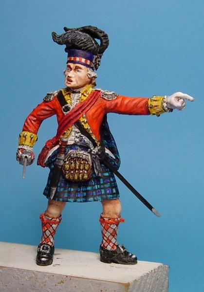 Figures: Scottish Officer, photo #6