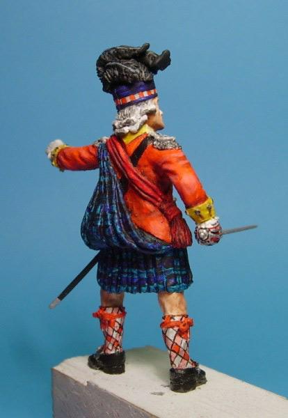 Figures: Scottish Officer, photo #8