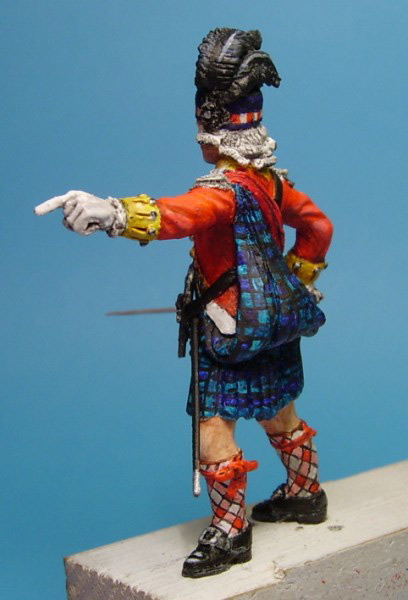 Figures: Scottish Officer, photo #9