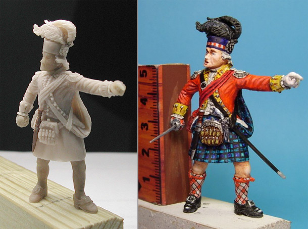 Figures: Scottish Officer