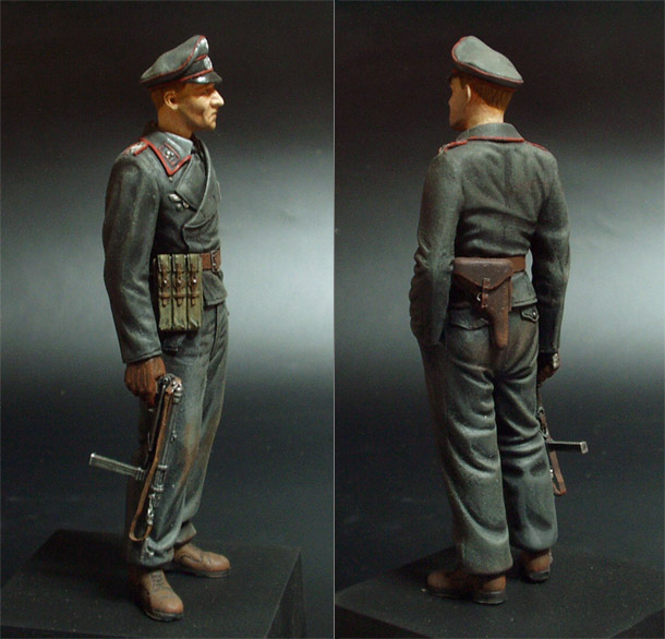 Figures: German Tanker