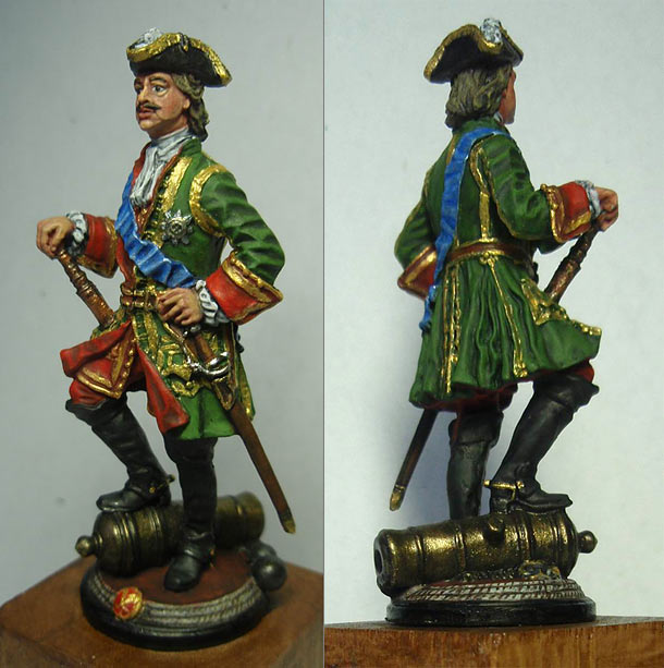Figures: Peter the Great