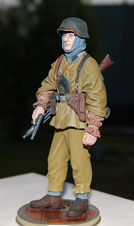 Figures: Panzergrenadier, photo #1