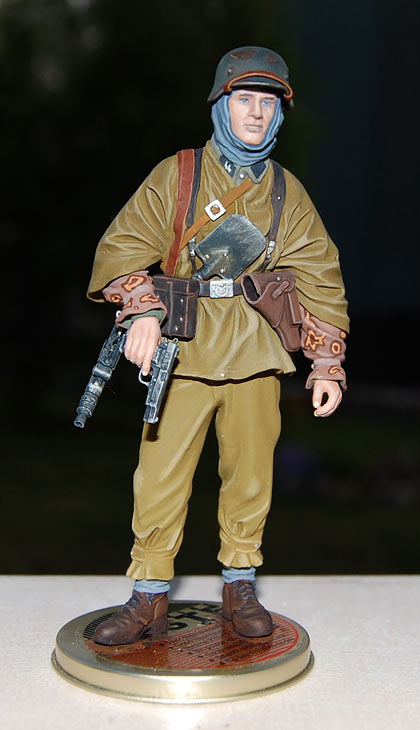 Figures: Panzergrenadier, photo #2