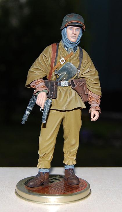 Figures: Panzergrenadier, photo #2