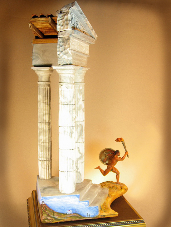 Dioramas and Vignettes: Olympia, photo #4