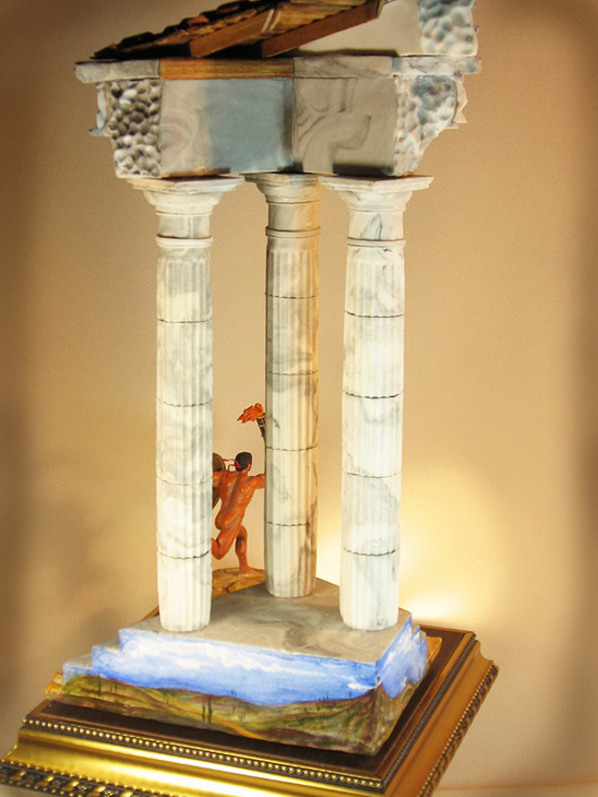 Dioramas and Vignettes: Olympia, photo #5