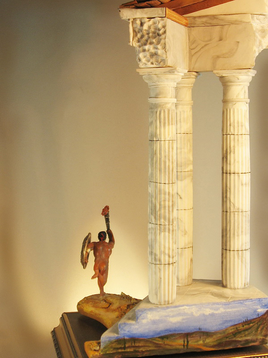 Dioramas and Vignettes: Olympia, photo #7