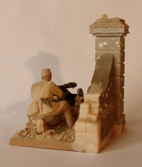 Sculpture: Fight to the bitter end, photo #3