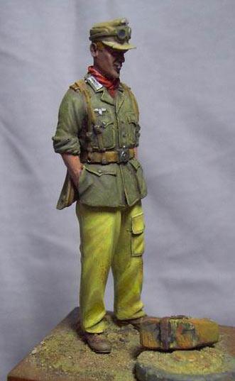 Figures: DAK gefreiter, Tunisia 1943, photo #2