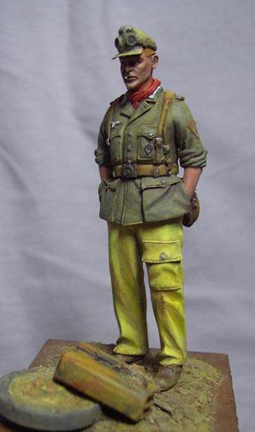 Figures: DAK gefreiter, Tunisia 1943, photo #3