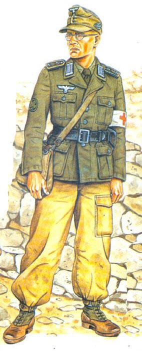 Figures: DAK gefreiter, Tunisia 1943, photo #8