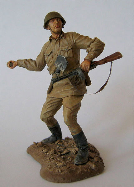 Figures: Soviet Infantryman, photo #1