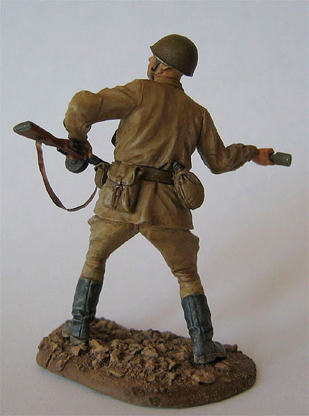 Figures: Soviet Infantryman, photo #3