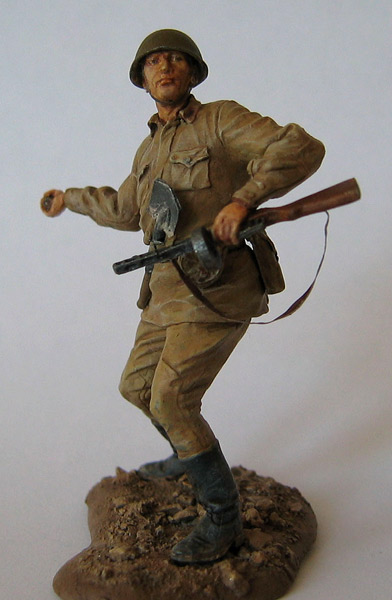 Figures: Soviet Infantryman, photo #4