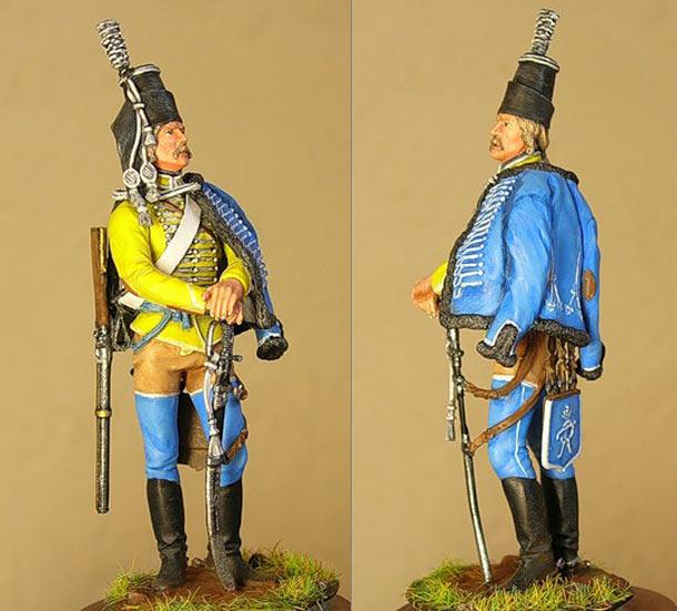 Figures: The Veteran, 1762